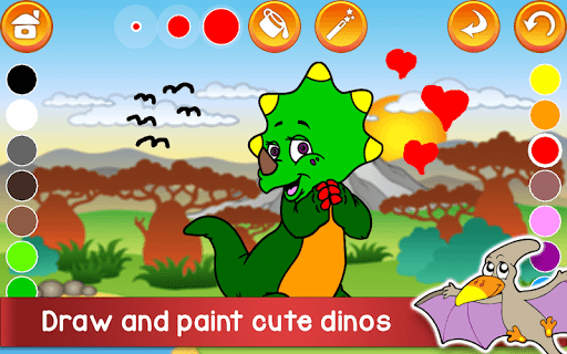 Kids Dino Adventure Game - Free Game for Children 25.9 screenshots 10