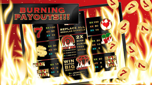 New Slots 2018 Burn Inferno 14 8