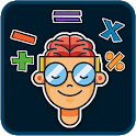 Brain Math Puzzle icon