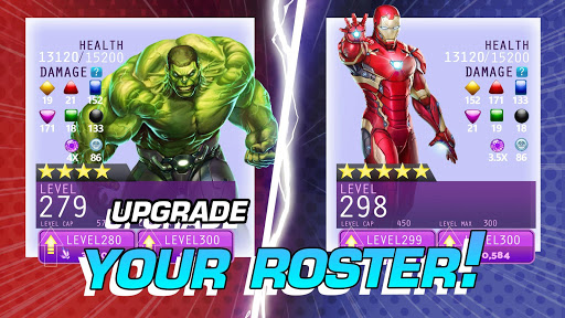MARVEL Puzzle Quest: Join the Super Hero Battle! 204.531444 screenshots 22