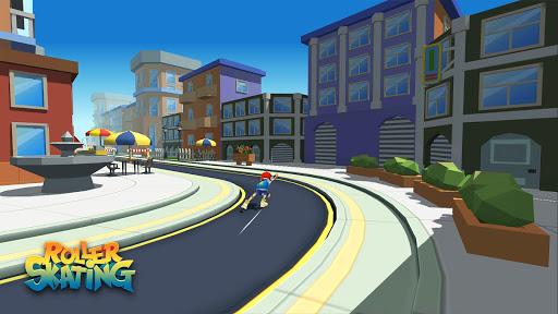 Roller Skating 3D screenshot 7