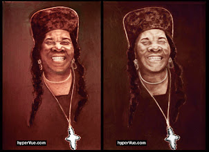 Photo: Cedella Booker Marley mother of Bob Marley - today's Mother Love