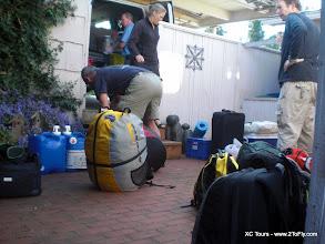 Photo: Lots of gear