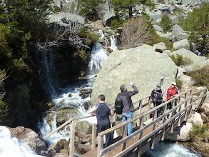 Photo: La cascada espectacular pronto saldrán la droseras