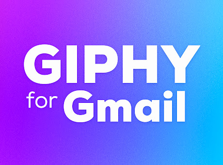 GIPHY for Gmail