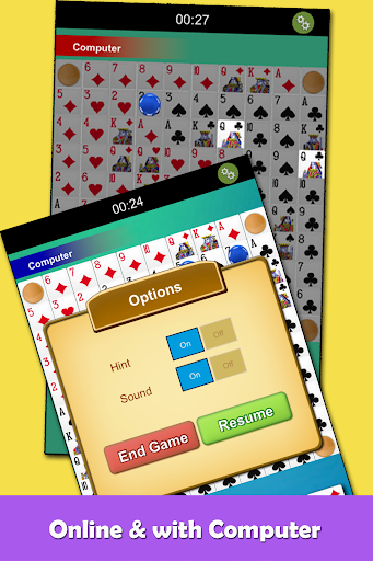 Wild Jack: Card Gobang apkmr screenshots 2