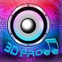 3D Sounds Digital Ringtones icon