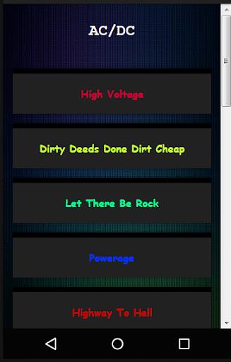 Download AC/DC Lyrics Google Play softwares - abhBqjEbLnBO