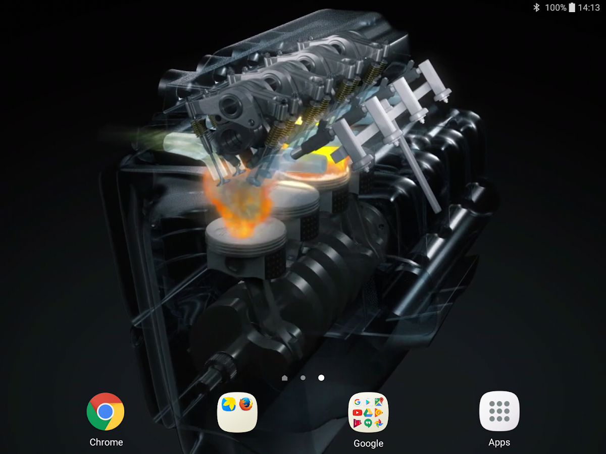 Engine 3D Live Wallpaper - Android Apps on Google Play