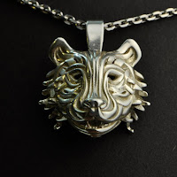 The Tiger Pendant