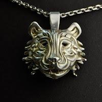 The Tiger Pendant