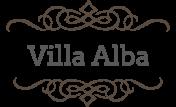villa alba mykonos logo