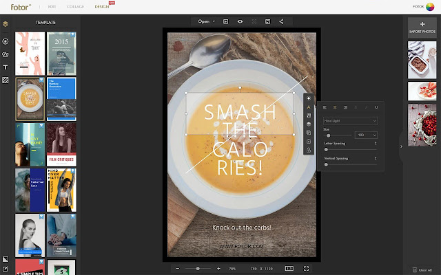 Fotor Photo Editor - Chrome Web Store