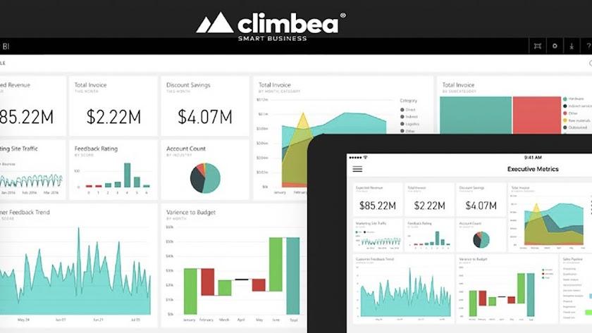 Climbea, business intelligence para hacer crecer a las empresas