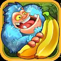 Banana Yeti Kong icon