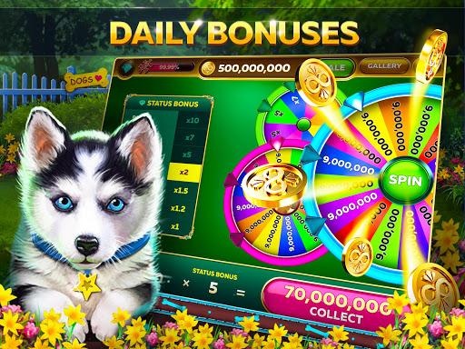 Infinity Slots™ Vegas Free Slot Games Online screenshot 11
