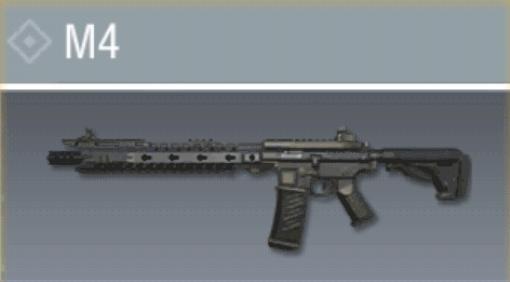 M4 cod