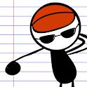 Stick Man Mega Golf