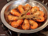 不老莊活蝦料理