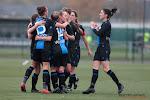 Vrouwen Club Brugge tanken vertrouwen richting Super League met klinkende zege in oefenpot