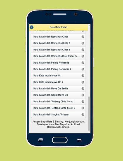 99 Kata Indah Kehidupan Android تطبيقات Appagg