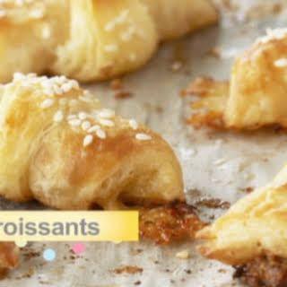Mini Croissants Recipes.