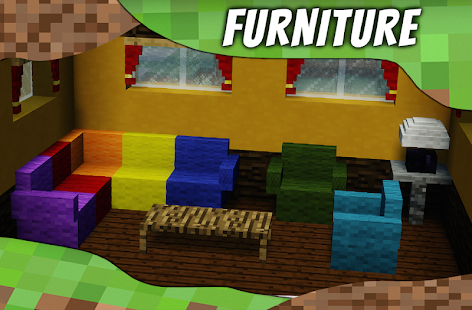 Mod Furniture Furniture Mods For Minecraft Pe Apps On Google Play