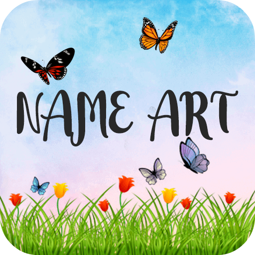 Calligraphy Name Art Maker Icon