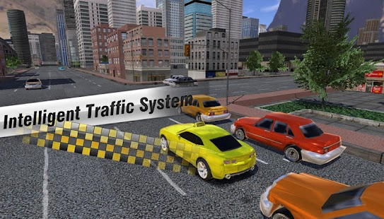 REAL TAXI SIMULATOR 2018 - náhled