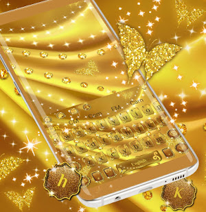 Golden Keyboard for PC-Windows 7,8,10 and Mac apk screenshot 4