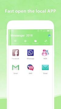 Messenger 2018