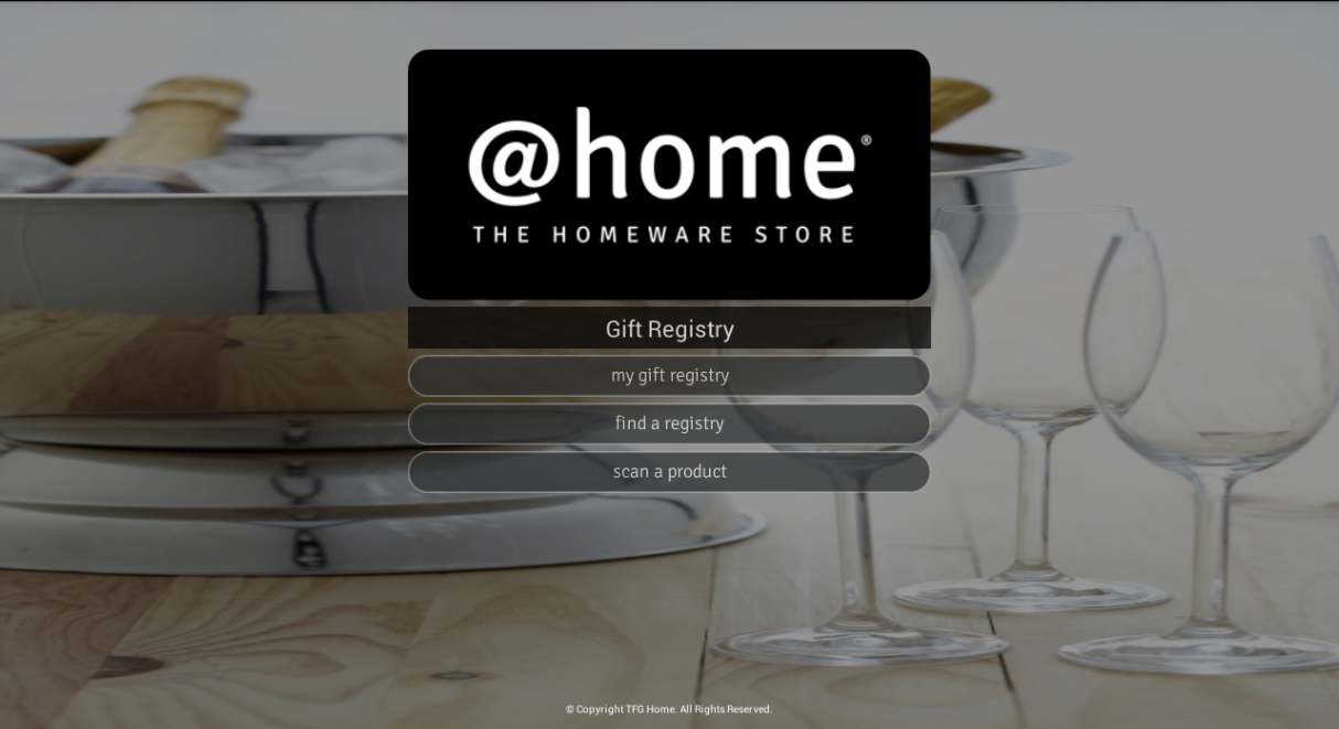 Home gift registry android apps on google play home gift registry screenshot negle Gallery
