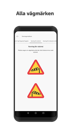 Screenshot for Ta Körkort in Hong Kong Play Store