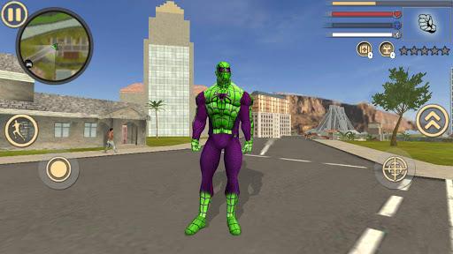 Spider Rope Hero Frog Ninja Strange Gangster Crime 1.2 1
