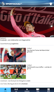 SPORTSCHAU- screenshot thumbnail
