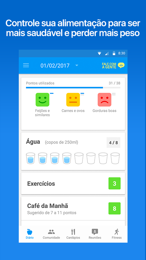 Diet and Health - Lose Weight- screenshot