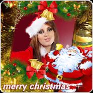 merry christmas photo frames xmas day editor apk icon