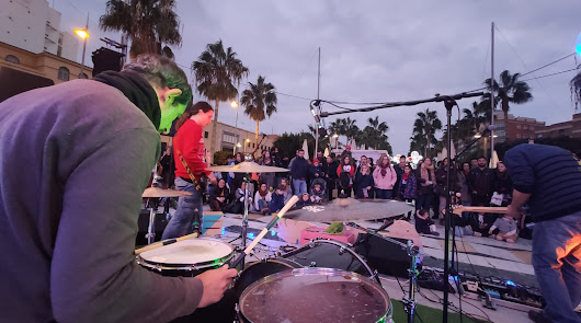 'Revolución' en Almería