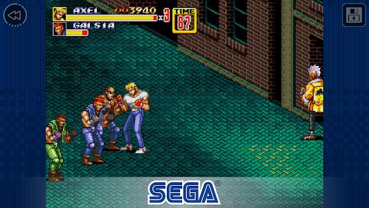 Streets of Rage 2 Classic 2.0.0 (Unlocked)