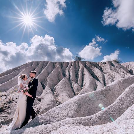 Wedding photographer Bogdan Konchak (bogdan2503). Photo of 28.02.2018