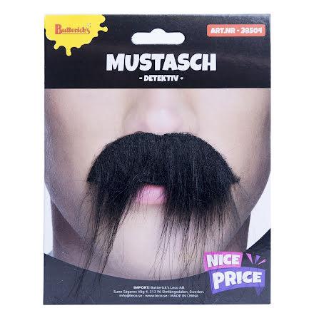 Mustasch, detektiv