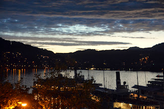 Photo: Sunrise in Lucerne