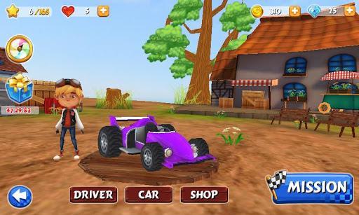 Kart Racer 3D screenshot 9