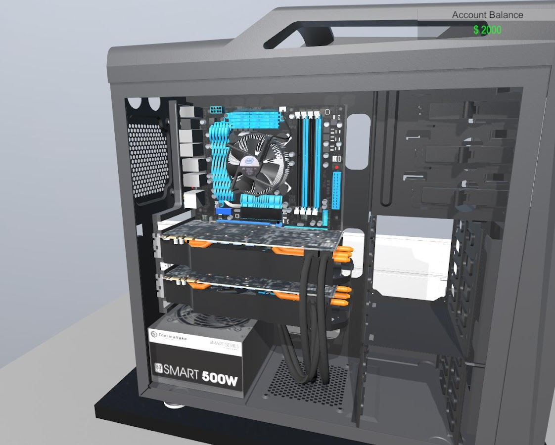 Pc building Simulator Ultimate- screenshot