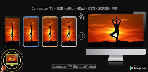 Connector TV - USB-MHL-HDMI-OTG-SCREEN MIR 3 6 (Android