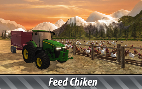 Euro Farm Simulator: Chicken - náhled