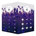 AppLock Theme Lavender icon