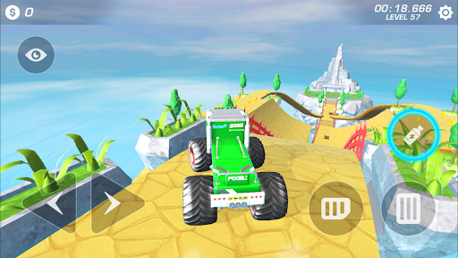 Car Climb Stunts 3D screenshot 3
