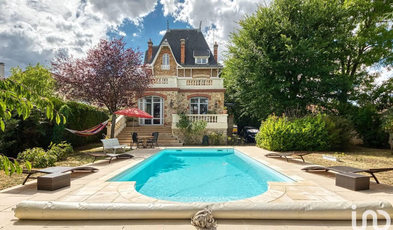 Maison avec piscine et terrasse Palaiseau