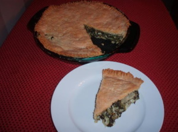 Spinach Cheese Pie Recipe